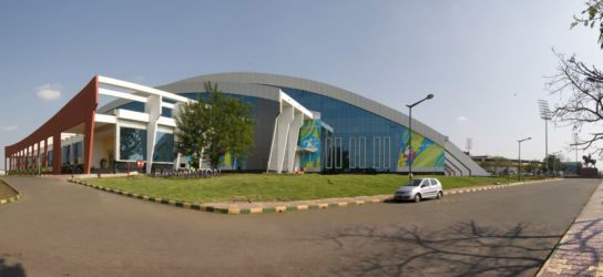 Asian Games Badminton Hall