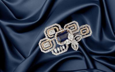 IMG_7161 Blue Stone Earrings