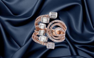 Six Diamond Ring